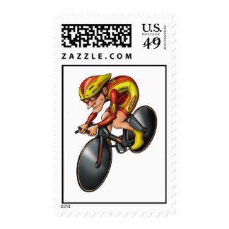 Pursuiter Postage Stamps