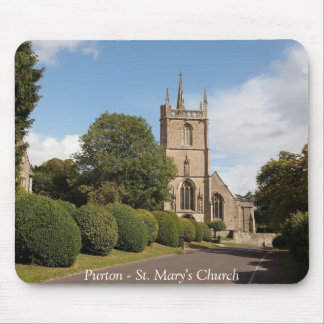 Purton St Mary's Church Mouse Pad