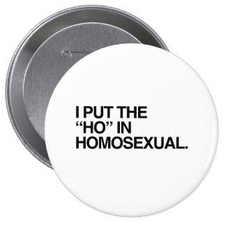 PUSE HO EN HOMOSEXUAL -- png Pin