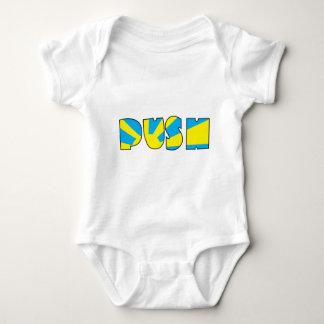 Push Baby Bodysuit