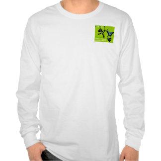 Push Back Logo and protest Shirt