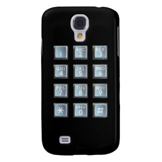 Push Button Keypad Samsung Galaxy S4 Cover