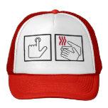 Push Button, Receive Bacon - Bacon Dispenser Hats
