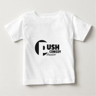 Push Comedy Theater Logo Baby T-Shirt