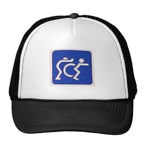 push criples mesh hat