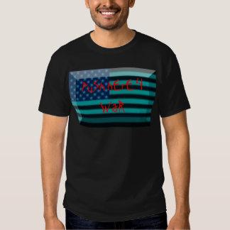 PuSh hErE 4 WaR T Shirt