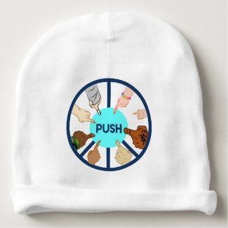 PUSH   Infant Beanie