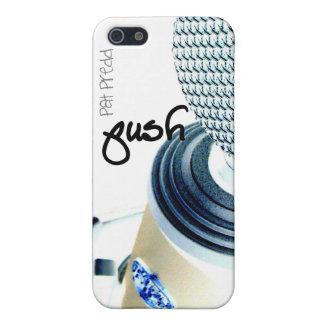 """""""push"""" iPhone 5 case"""