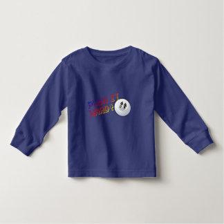 Push It Hard - Arcade Button Video Game Gamer Toddler T-shirt