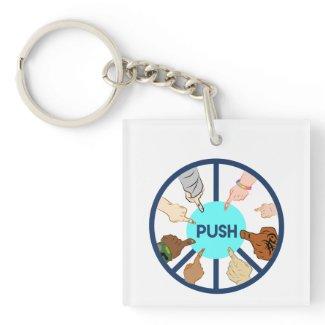 PUSH   Keychain