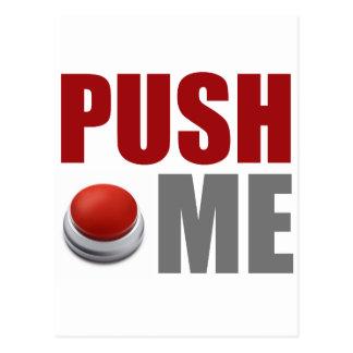 Push Me Postcard