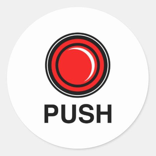 Push Me Stickers