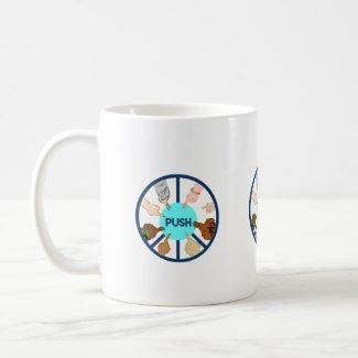 PUSH   Mug
