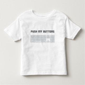 Push My Buttons Computer Keyboard Shirt