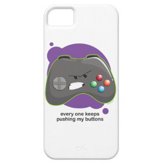 Push My Buttons iPhone SE/5/5s Case