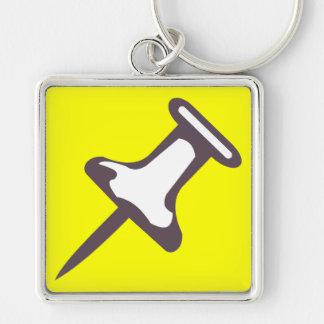 Push Pin - Son of Thumb Tack Keychain