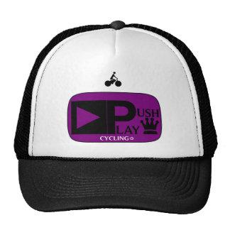 Push Play Athletic Wear Cycling Trucker Hat