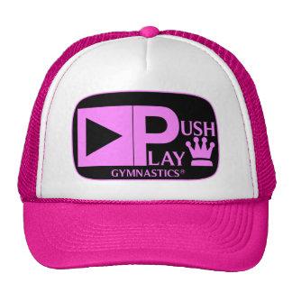 Push Play Athletic Wear Gymnastics Trucker Hat