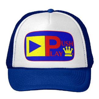 Push Play Athletic Wear Trucker Hat