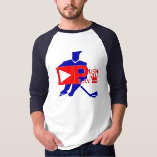 Push Play Athletic Wear Hockey T-Shirt