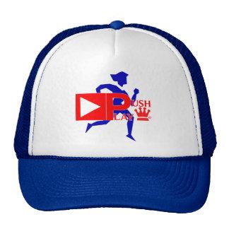 Push Play Athletic Wear Lady Runner Trucker Hat