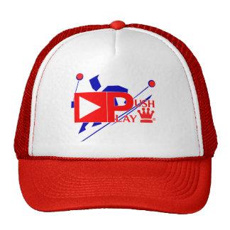 Push Play Athletic Wear Sking Trucker Hat