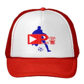 Push Play Athletic Wear Soccer Player Trucker Hat