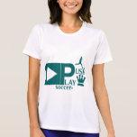 Push Play Athletic Wear Soccer Shirt