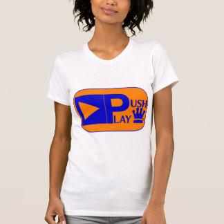 Push Play Athletic Wear T Shirt
