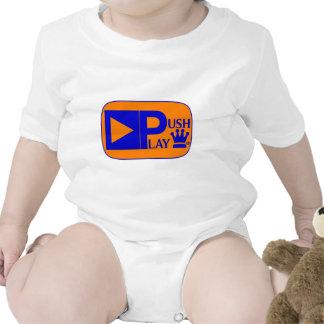 Push Play Athletic Wear Tee Shirt