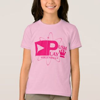 Push Play Athletic Wear Volleyball T-Shirt
