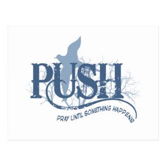 Push Postcard