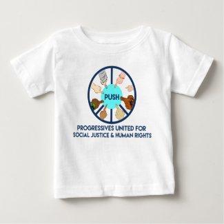 PUSH Toddler   Shirt