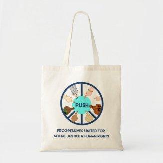 PUSH   Tote Bag