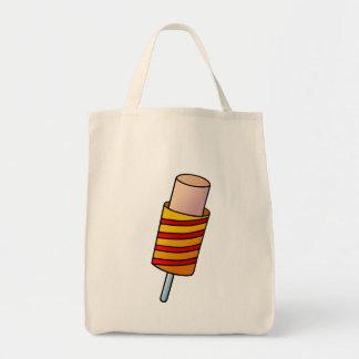 Push Up Ice Cream Canvas Bag
