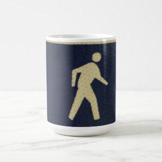 Push Walk Mug