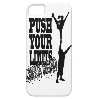 Push Your Limits iPhone case