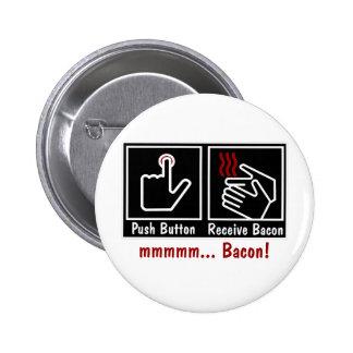 pushbaconblk pin