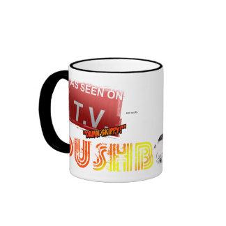 Pushboogie Skippiness Ringer Mug