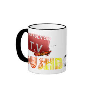 Pushboogie Skippiness Taza De Dos Colores