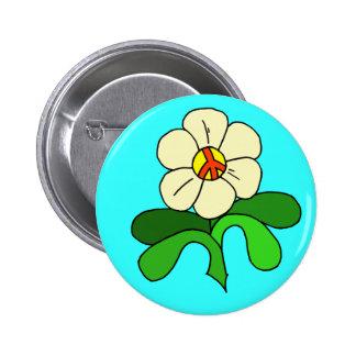 Pushing Peace Button