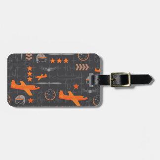 Pushing the Envelope Travel Bag Tag