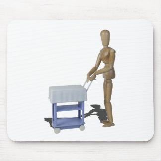 PushingATrolley080514 copy.png Mouse Pad