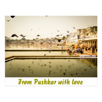 pushkar Postcard
