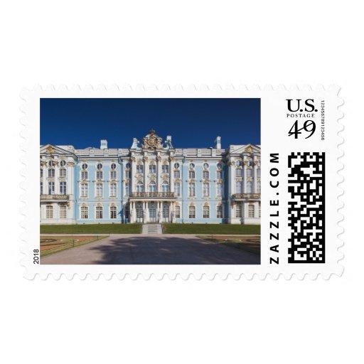 Pushkin-Tsarskoye Selo, Catherine Palace Postage Stamps