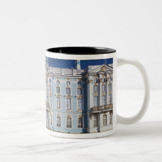 Pushkin-Tsarskoye Selo, Catherine Palace Two-Tone Coffee Mug