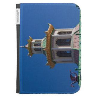 Pushkin-Tsarskoye Selo, Chinese Pavilion Kindle Folio Cases