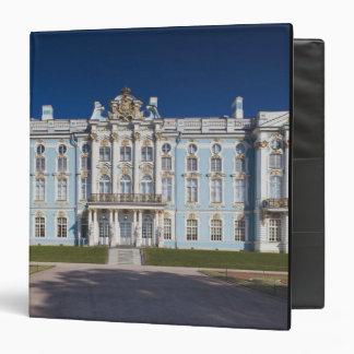 """Pushkin-Tsarskoye Selo, palacio de Catherine Carpeta 1 1/2"""""""