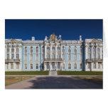 Pushkin-Tsarskoye Selo, palacio de Catherine Felicitacion