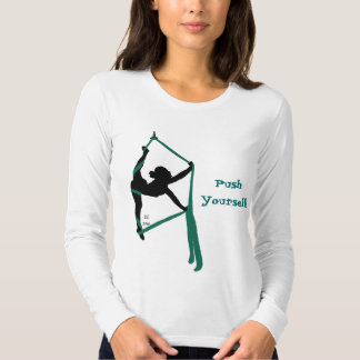 PushYourself! T-shirts